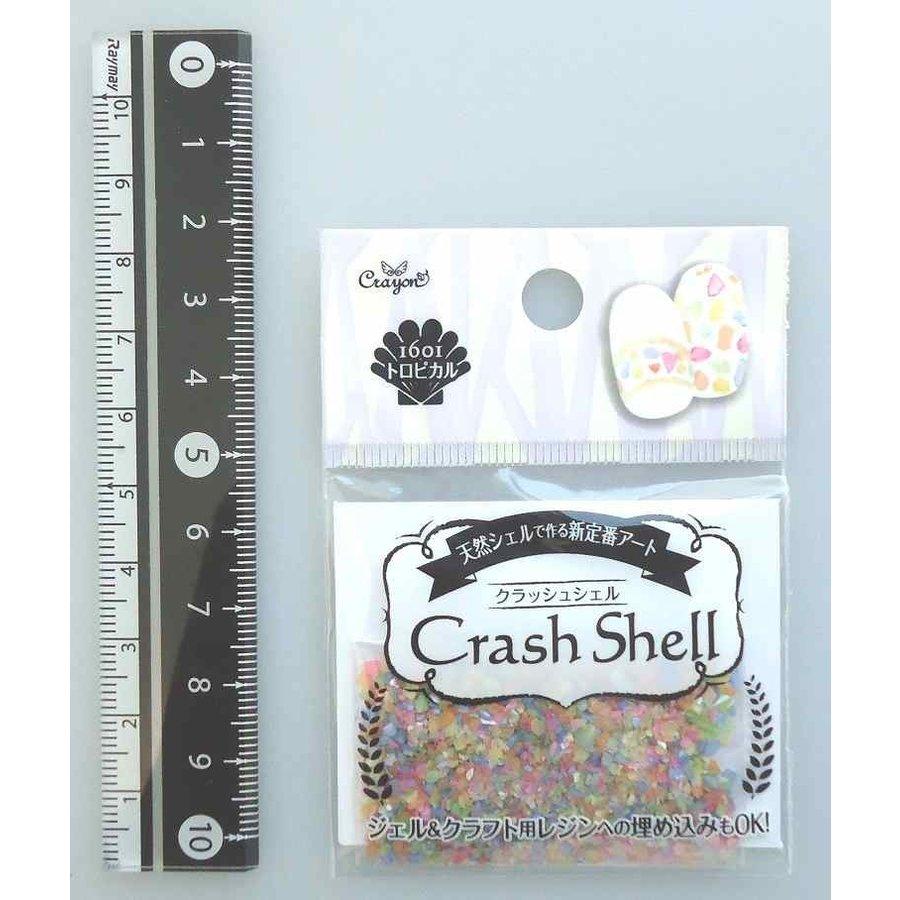 Crush shell tropical-1