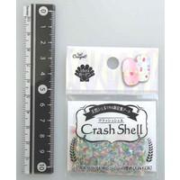 Crush shell garden