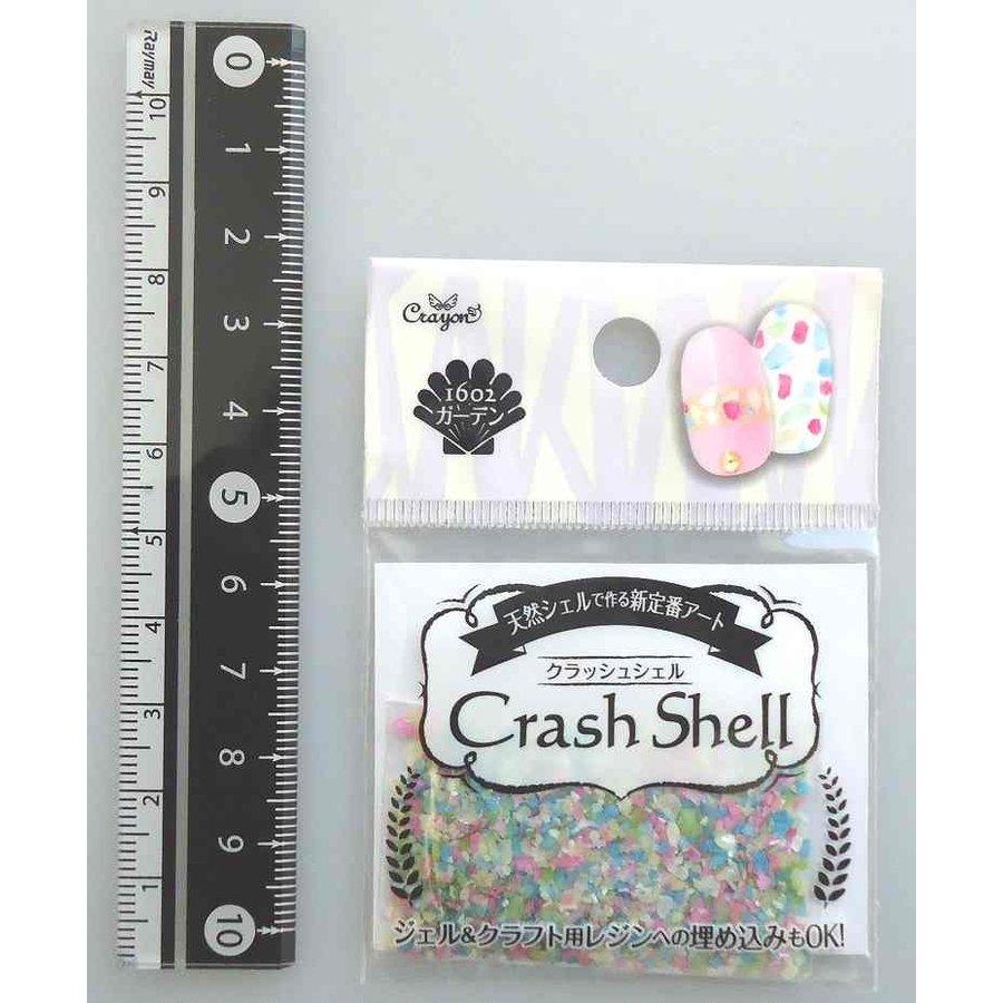 Crush shell garden-1
