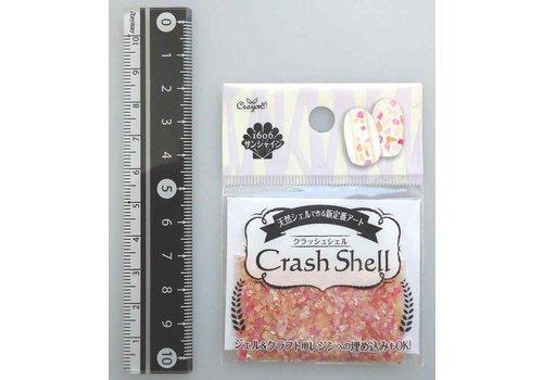 Crush shell sunshine