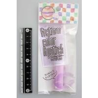 Fiction color lip stick P purple