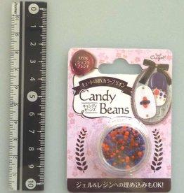 Pika Pika Japan Candy motif beads chocolate blend