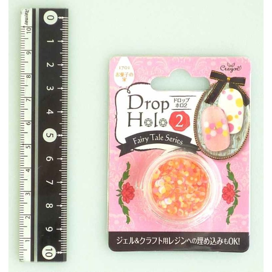 Drop holo 2 House of Candy motif-1