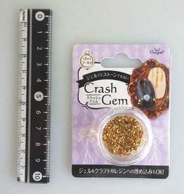 Pika Pika Japan Crash gem gold