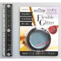 Flexible glitter fairy green