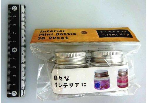 Mini bottle 30ml 2p sets