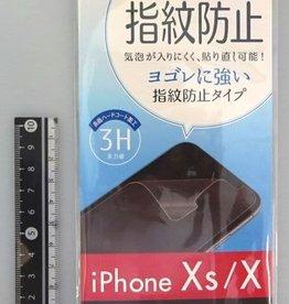 Pika Pika Japan IPHONEX finger print avoid clear protection film