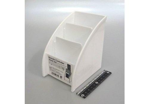 Remote controller stand ark white