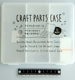 Pika Pika Japan Craft part case middle clear