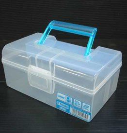 Pika Pika Japan Tough box mini blue