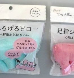 Pika Pika Japan Foot finger pillow
