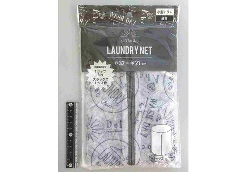 Laundry net English pattern small drum fine mesh