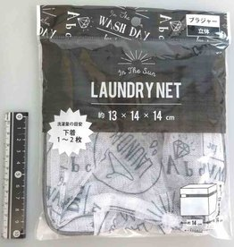 Pika Pika Japan Laundry net English pattern for bra 3D