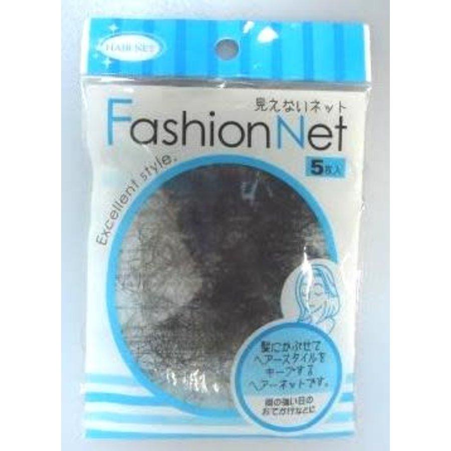 Discreet hair net-1