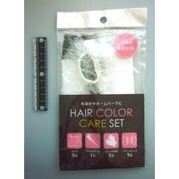 Hair dye set 4p