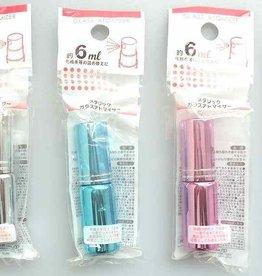 Pika Pika Japan Metallic color glass atomizer 6ml