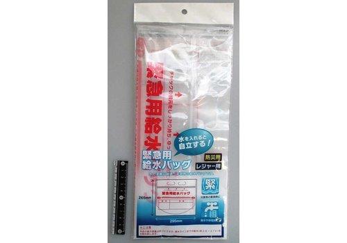 Emergency water supply bag 3L