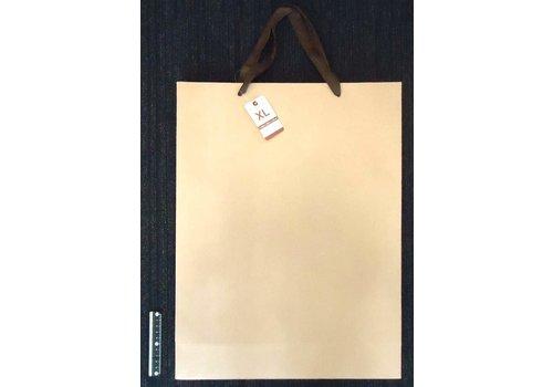 Craft paper bag XL vertical