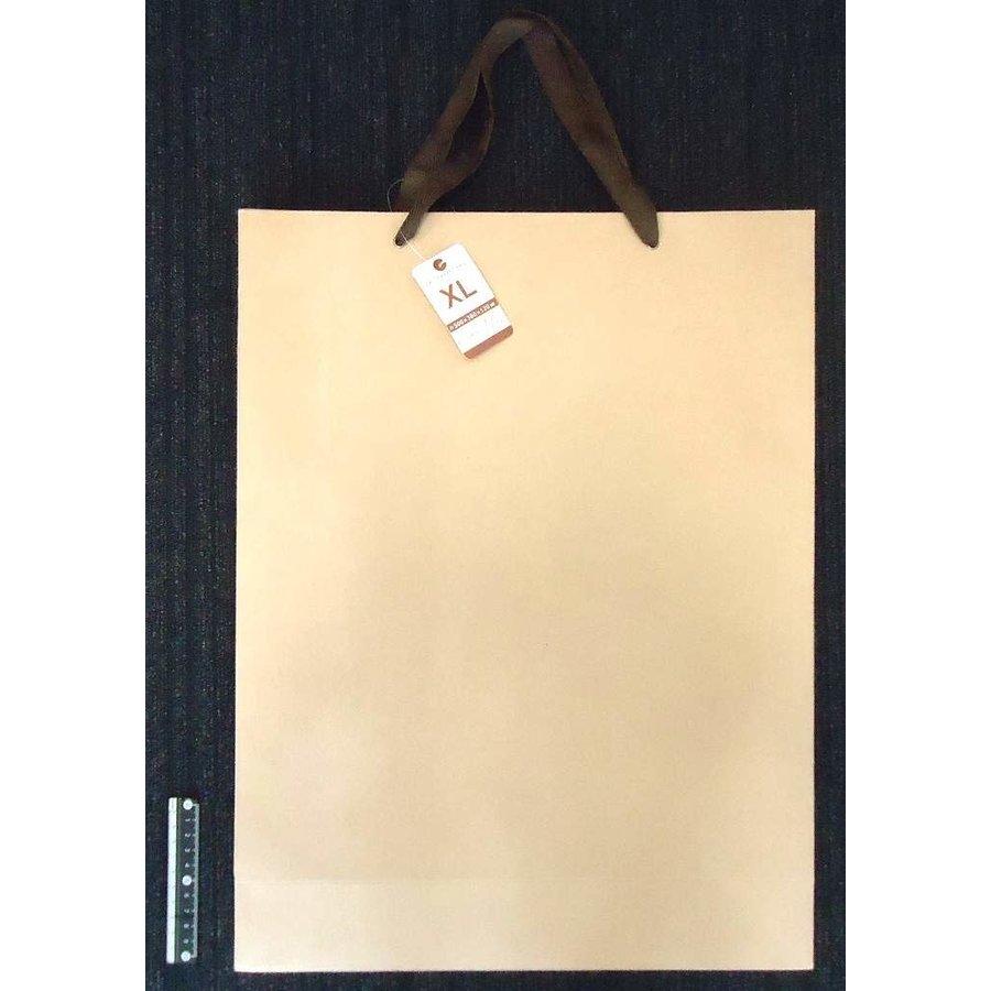 Daily Kraft paper bag XL vertical type-1