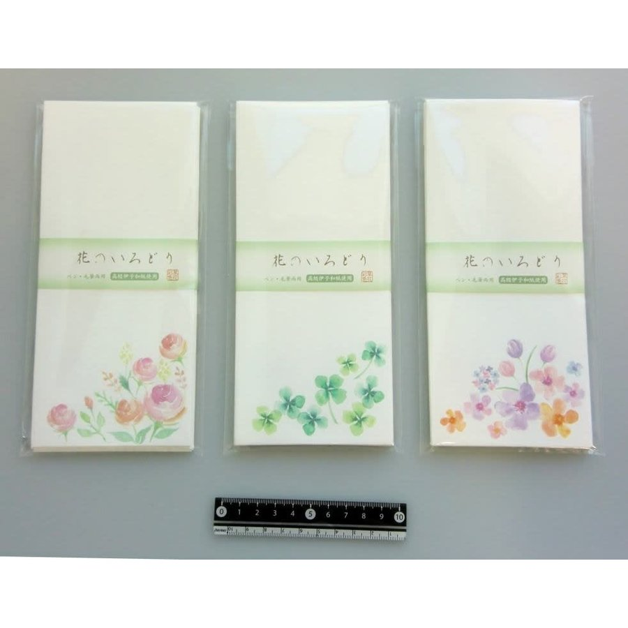 Japanese paper envelope 10p-1