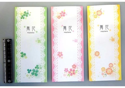 ?IyoJapanese paper brief note paper 20s