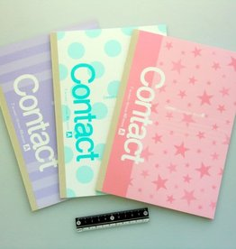 Pika Pika Japan B5 casual notebook 7mm pitch 40s