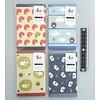 Pika Pika Japan ?Petit paper bag Japan motif Nagomi 8p