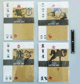 Pika Pika Japan Japanese style letter set