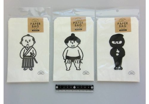 Mini paper bag Japanese style