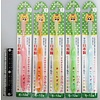 Pika Pika Japan Kids toothbrush for grammar school (6?12 years old)
