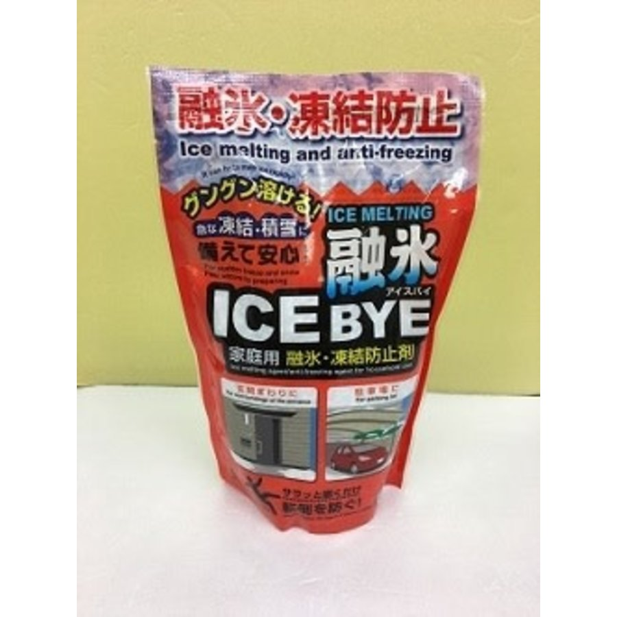 ICE BYE anti-freezing agent-1