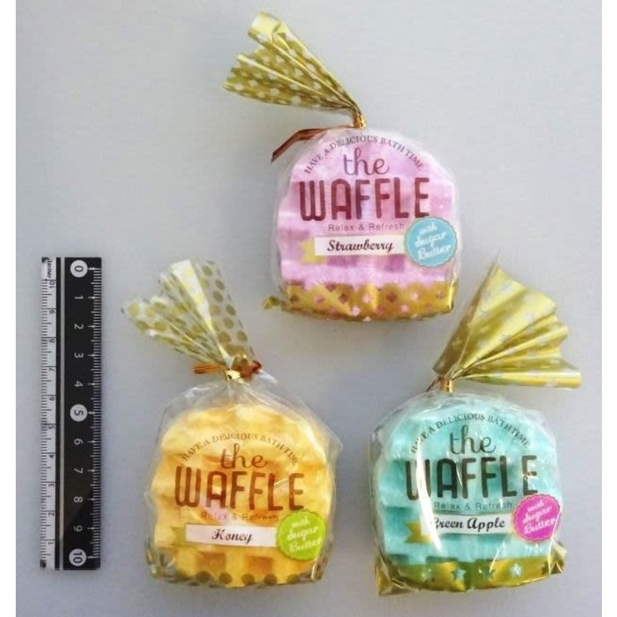 Bath additive(waffle shape)-1