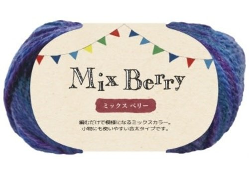 Mix berry 3 blue splash