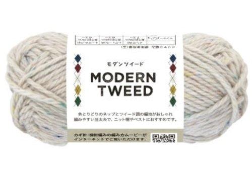 Modern tweed 1 ivory