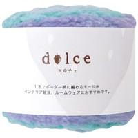 Knitting yarn (100% polyester), ocean