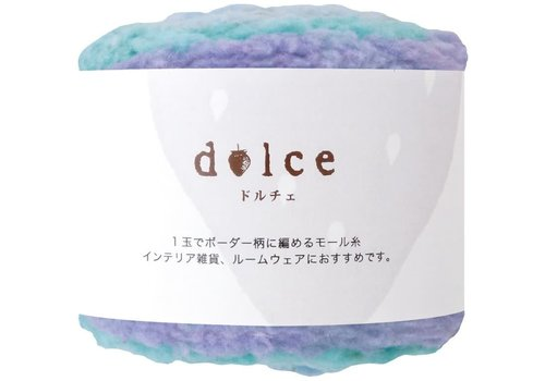 Knitting yarn (100% polyester), ocean