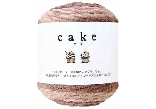 Yarn knitting Cake 23 natural