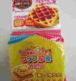 Pika Pika Japan Waffle maker by micro wave
