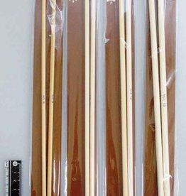Pika Pika Japan Bamboo knitting needle with head