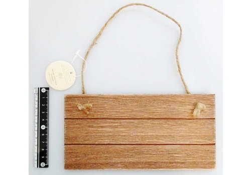 Old wooden like board rectangle