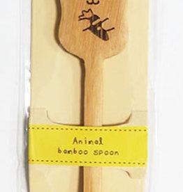Pika Pika Japan Animal bamboo spoon rabbit