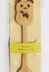 Pika Pika Japan Animal bamboo spoon panda