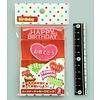 Pika Pika Japan Birth day message pick 3p