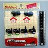 ?Black cat food picks 6p