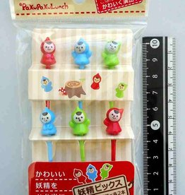 Pika Pika Japan Fairly food picks 6p
