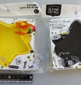 Pika Pika Japan Easy thick pancake mold star