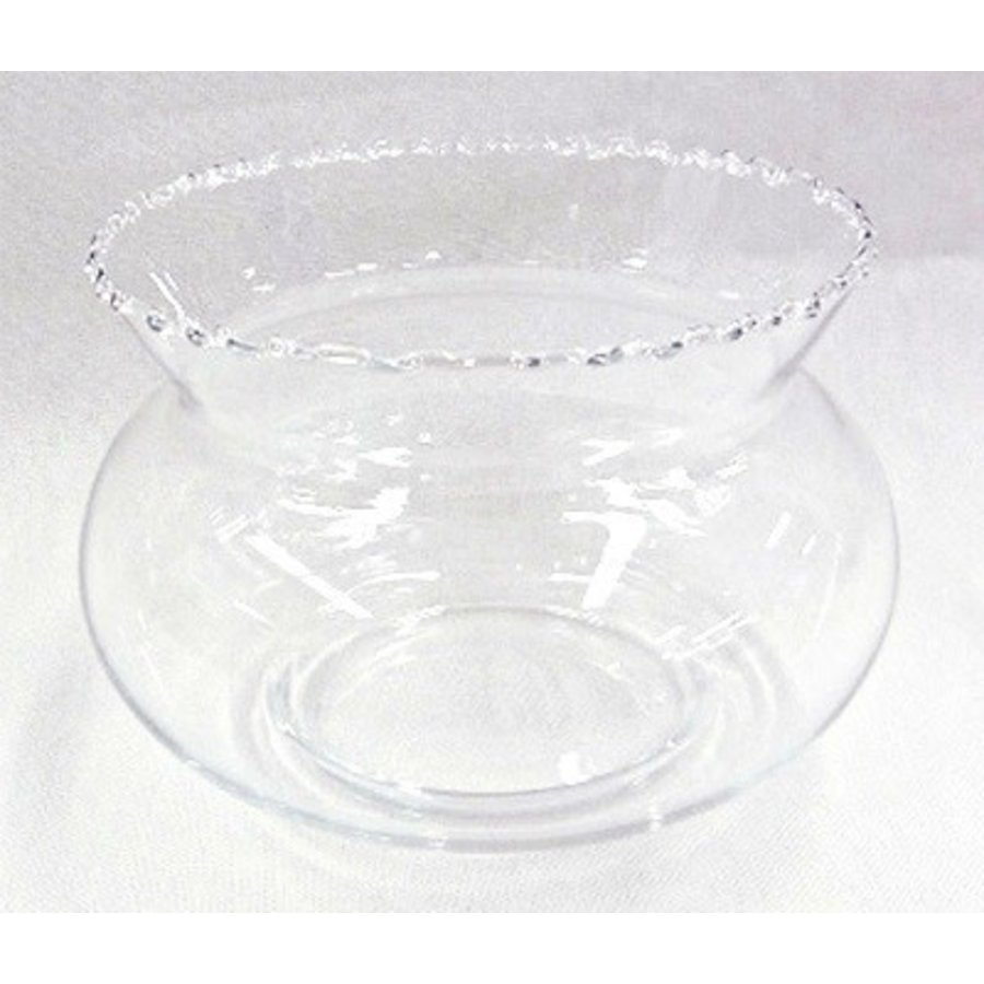 Glass bowl for gold fish-1
