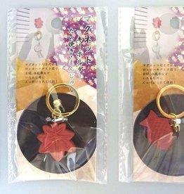 Pika Pika Japan Magnet key chain Taiyaki dumpling