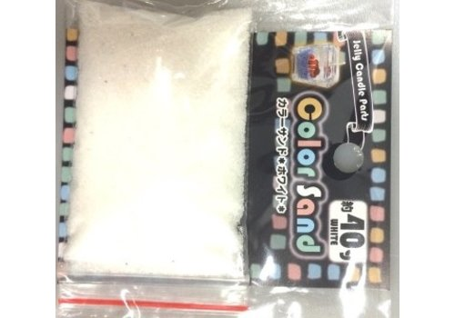 Color sand clear 40g