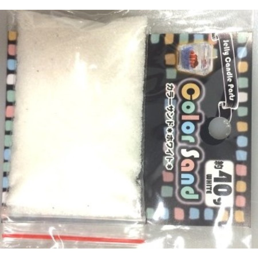 Color sand clear 40g-1